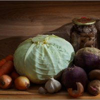 Овощи :: Андрей Иванов