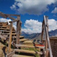 Лестница в небо :: M Marikfoto