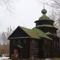 Церковь Ильи Пророка :: Дмитрий Солоненко