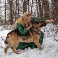 Однажды в лесу :: Наталья Димова