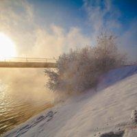 Мороз и солнце :: Алексей Астапенко