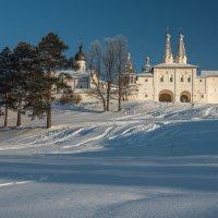 Зима в Ферапонтово :: Борис Устюжанин