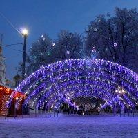 Новогодняя иллюминация на Соборной площади :: Andrew