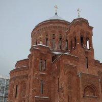Москва, Армянская Апостольская церковь :: Вячеслав
