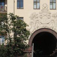 Фасад дома :: Вера Щукина