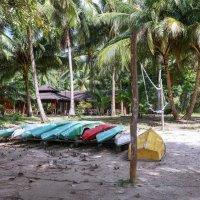 Перхентианские острова :: Владимир Леликов