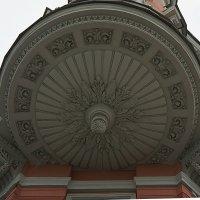 Эркер-башня, фрагмент :: Елена Павлова (Смолова)