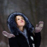 А снег идет :: Николай Нестеренко
