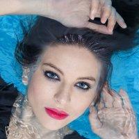 бьюти в воде :: Мадина Скоморохова