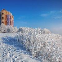 Дом на горе :: Татьяна Афанасьева