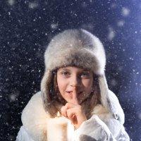 Рождественские гадания :: Марина Хлопина