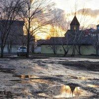 Городские отражения :: Андрей Майоров