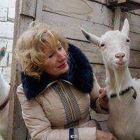 Фотосессия в сарае :: Надежда Парфенова