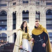 Золушка и Принц :: Ирина