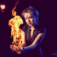 В огне :: Павел Челышев