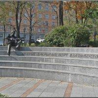 Памятник Владимиру Высоцкому :: Вера
