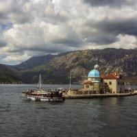 Остров Богородицы-на-Рифе :: Vitalij P