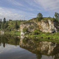 Река Чусовая.Свердловская обл. :: алексей чусовской
