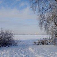 Мороз и солнце. :: Чария Зоя