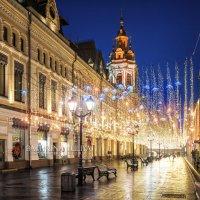 Праздничная Никольская улица :: Юлия Батурина