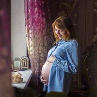 Будущая мама :: Шухрат Якубаев