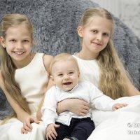 Новый год и Рождество - это время чудес и исполнения желаний. :: Детский и семейный фотограф Владимир Кот