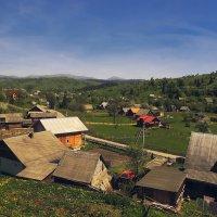 Карпатское село :: Роман Савоцкий