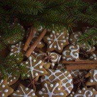 Рождественские пряники :: Alhna ---