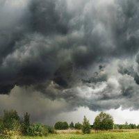 Приближение бури :: Анна (Анка) Салтыкова