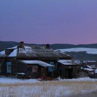 Хужирская метеостанция :: василиса косовская