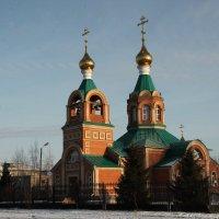 Андреевский храм :: Олег Афанасьевич Сергеев