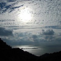 облака над морем :: Ольга