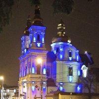 краски храма :: юрий иванов