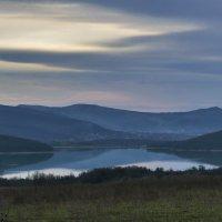 Вечером у Чернореченского водохранилища :: Игорь Кузьмин