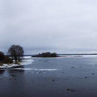 Вид с моста панорама панорама :: Вячеслав