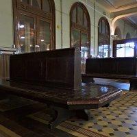 Скамейка деревянная - Раритет. :: Марина Харченкова