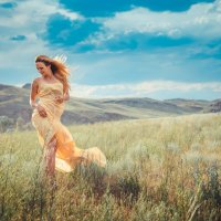 На встречу ветру :: Lora Marenkova