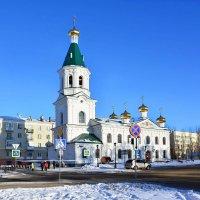 Воскресенский  военный  собор :: Геннадий С.