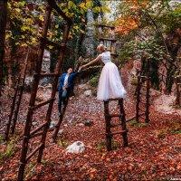 Самые красивые места Крыма — только на моих свадьбах :) :: Алексей Латыш