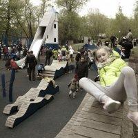 В парке :: Евгений Поляков