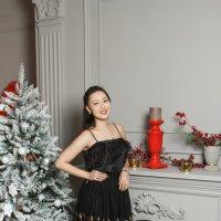 Студьйная новогодняя съёмка :: Евгения Черникова