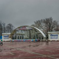 А снег идет и тает :: Игорь Сикорский
