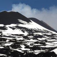Вулкан Этна :: Андрей Бондаренко