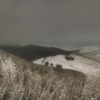 Зимние зарисовки...Словакия.Высокие Татры. :: Александр Вивчарик