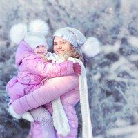 Снежные выходные! :: Ольга Егорова