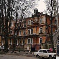 дом И. Гена :: Александр Корчемный