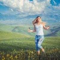 Радуясь весне :: Lora Marenkova