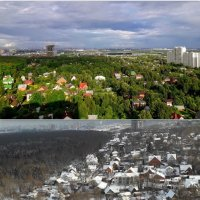 МОСКВА. ЛЕТО-ЗИМА :: Tata Wolf