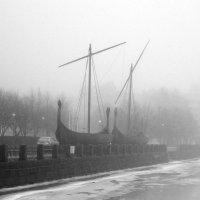Туманный Выборг. :: сергей лебедев