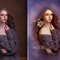 портрет :: Zhanna Abramova